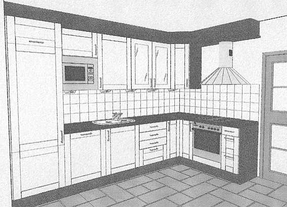 Keukens Van De Gamma : De Keuken